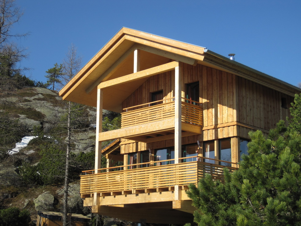 Alpenpark turrach design ski chalets for sale in austria for Inter home design